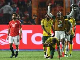 Les Pharaons déchus dès les 8e, soirée noire pour le foot égyptien