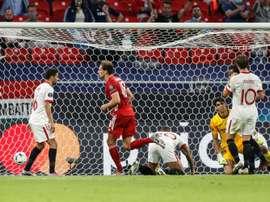 O Bayern derruba outro gigante. AFP