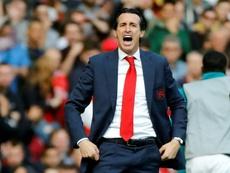 Emery ne veut faire aucune 'promesse' à Özil sur son temps de jeu. AFP