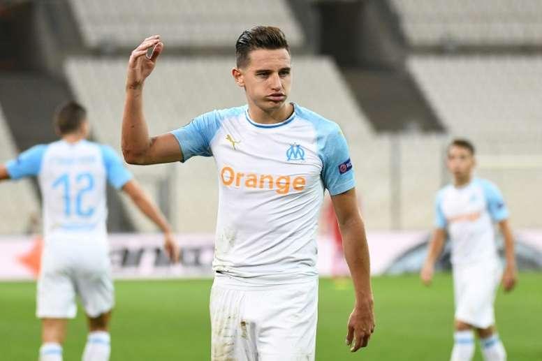 El Marsella visita a la revelación de la Ligue 1. AFP/Archivo