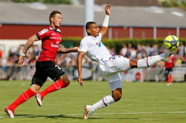 Djiku gusta a varios clubes de LaLiga. AFP