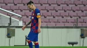 Et si donner du repos à Messi était la solution ? AFP