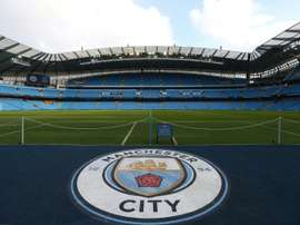 Manchester City are investigating the allegations. AFP