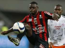 Mendy es ya nuevo jugador del Leicester. AFP