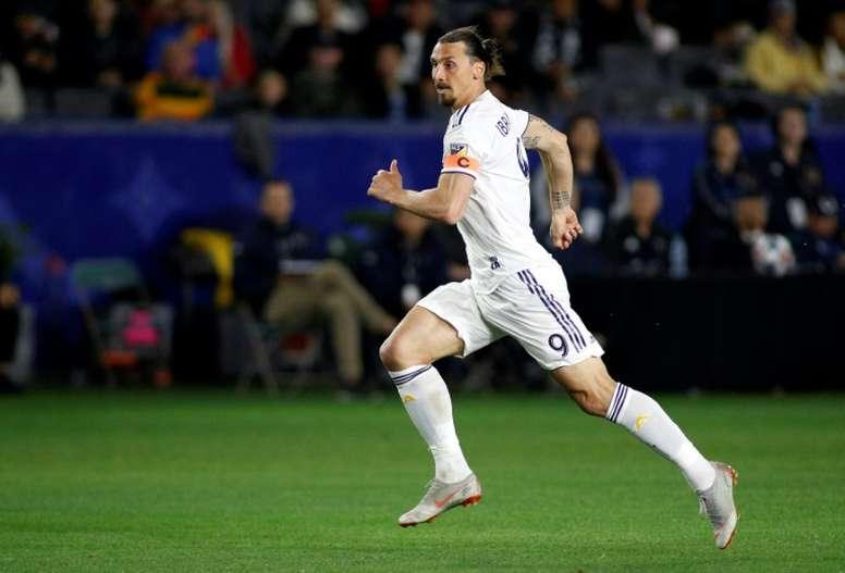 Ibra y Rooney lideran a LA Galaxy y DC United hacia la victoria. AFP