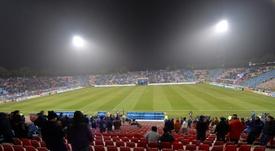 El Dinamo Bucarest confirmó nuevos positivos por coronavirus. AFP