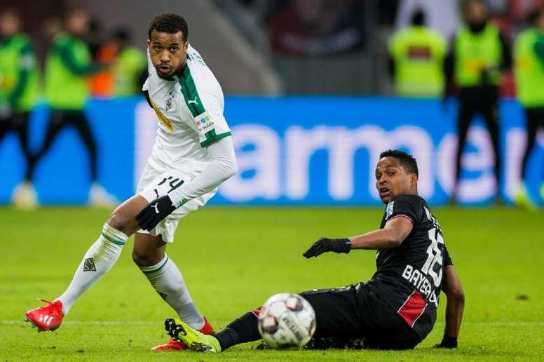 Prováveis escalações de Mönchengladbach e Bayer Leverkusen, AFP