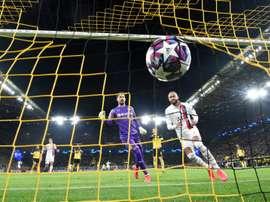 La Champions, noticia destacada del día. AFP