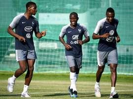 Toda Francia adora a Kanté. AFP