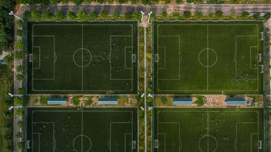 Le championnat chinois de football débutera le 25 juillet. AFP