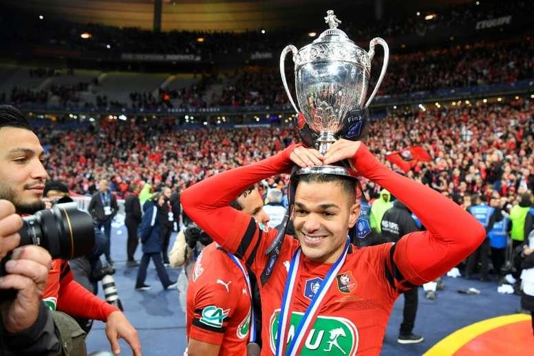 L1: Rennes, dernières émotions connues de Ben Arfa