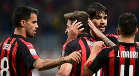 Borini salta la sfida contro il Sassuolo. AFP