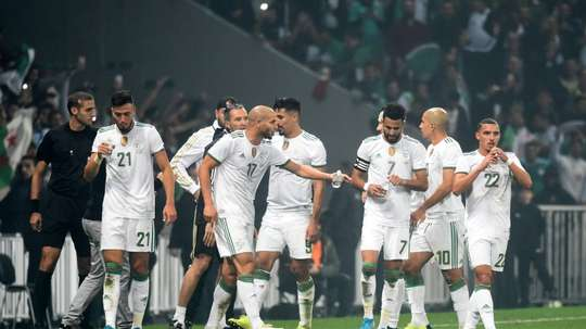 Le match a été une réussite. AFP