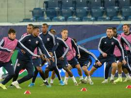Les compos probables du match de Ligue des Champions entre le Zénith et Lyon. AFP