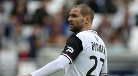 La stat historique de Mathieu Bodmer en Ligue 1. AFP