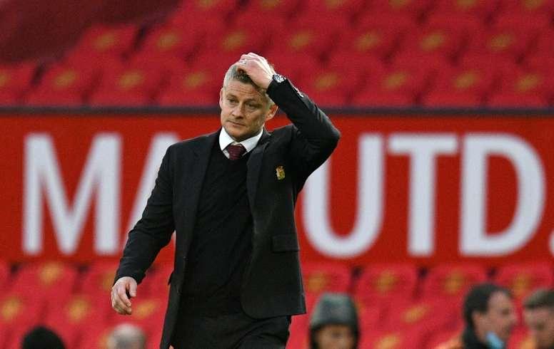 El United perdió 77 millones de euros a causa del COVID-19. AFP