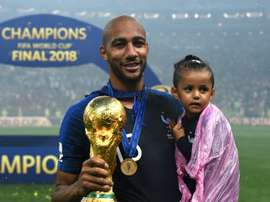 World Cup winner N'Zonzi set to join Roma. AFP