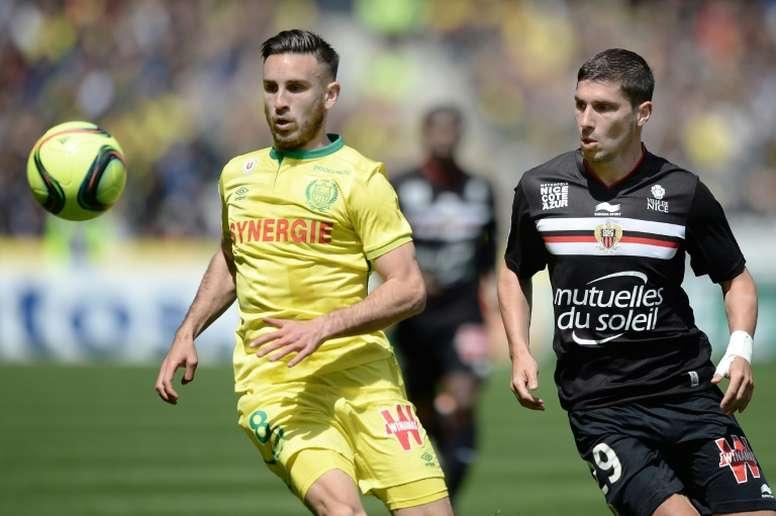 Pied no descarta que el Southampton repita la hazaña del Leicester. AFP