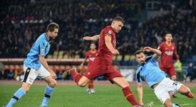 Italie: derby Lazio-Roma et choc au sommet Inter-Juventus. AFP