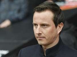 Julien Stéphan est revenu sur le nul de son équipe. AFP