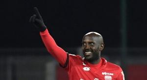 Les compos probables du match de Coupe de France entre Dijon et Nîmes. AFP