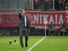Rongé par le doute, le Bayern en danger à Francfort. AFP