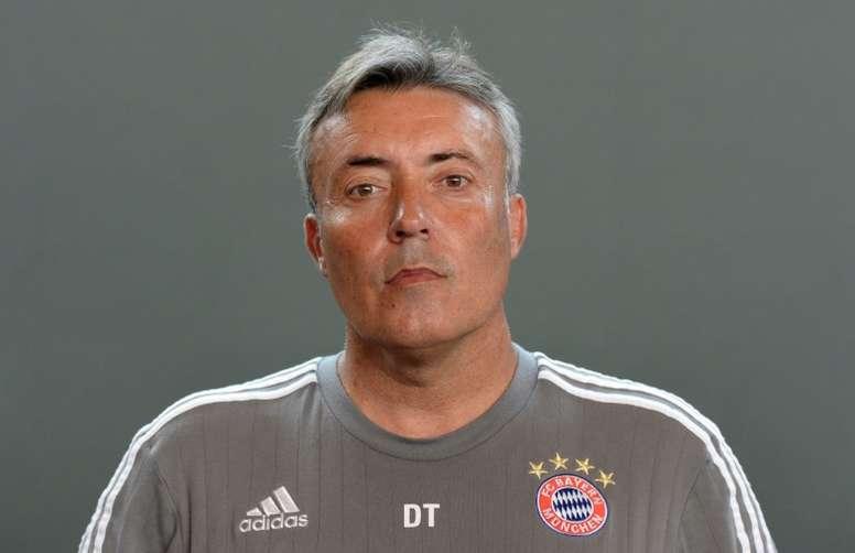 L'Espagnol Torrent nouvel entraîneur de Flamengo. afp