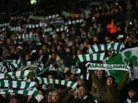 El Celtic suma y sigue. AFP