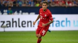 Ter Stegen wants Coutinho to enjoy football again. AFP