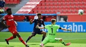 Coman buteur avec le Bayern, Pavard solide. AFP