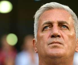 A Suíça vem a Portugal a saber que um empate chega para garantir o 1º lugar do grupo. AFP