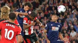 Chelsea pourrait récupérer Nathan Aké. AFP