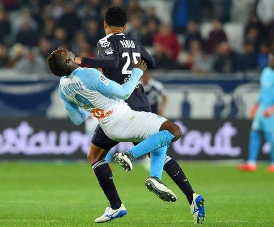 Pablo écope de deux matches de suspension. AFP