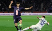 Meunier is not happy at PSG. AFP