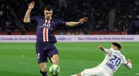 Les clubs français veulent retrouver la compétition le plus vite possible. AFP