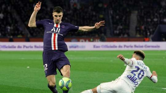 United reportedly want Meunier and Onana. AFP