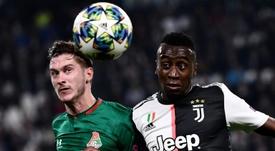Juventus começa a planejar mudanças no elenco para a temporada 2020/21. AFP