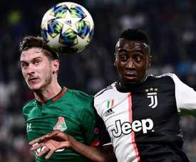 La Juventus prépare la prolongation de Matuidi. AFP