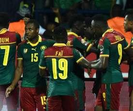 Camerún venció a Ghana y alcanzó la final de la Copa África 2017. AFP
