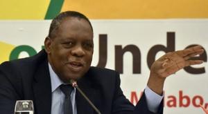O futebol africano será patrocinado por grandes empresas da França. AFP