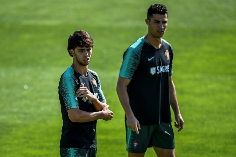 Simeone est fan de Cristiano Ronaldo — Juventus