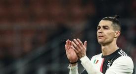 Cristiano falou sobreKylian Mbappé. AFP