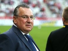 Reims prépare sa saison. AFP