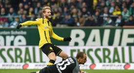 André Schürrle pourrait quitter Dortmund. AFP