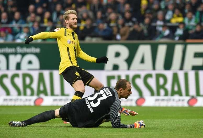 El aleman no pretende abandonar el Borussia Dortmund. AFP