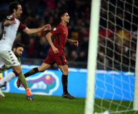 Roma vence Torino. AFP