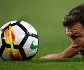 Arsenal veut que le Suisse reste. AFP