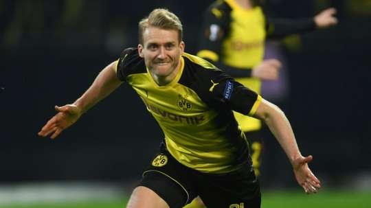 Dortmund résilie le contrat de Schürrle. AFP