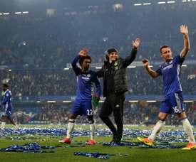 Angleterre: Chelsea bat Watford en match en retard dans une ambiance de fête
