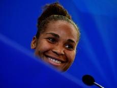 Laura Georges devrait rallier l'Allemagne. AFP